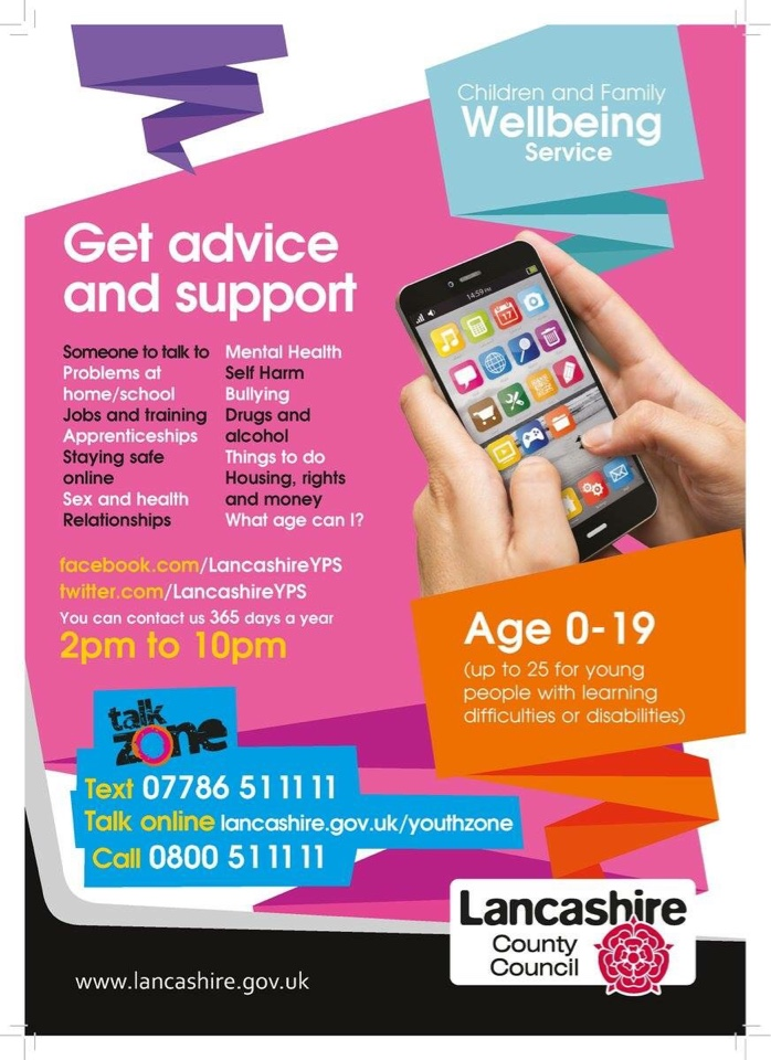 wellbeing service advice