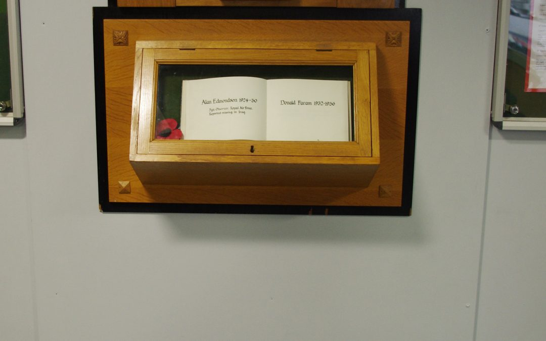 Remembrance at PCHS&C