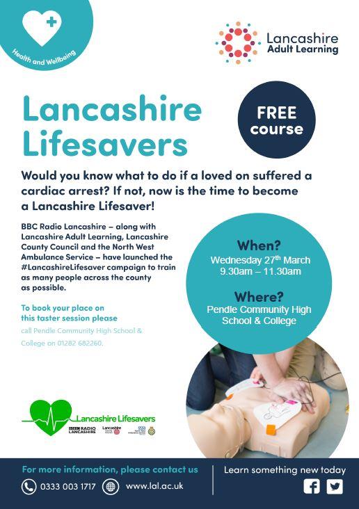 Lancs Lifesavers