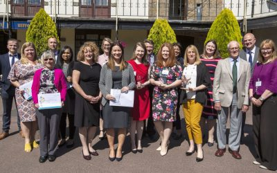 National recognition for PCHS&C