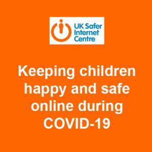Keeping children happy and safe online during COVID-19