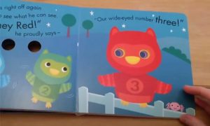 Read the story 'Hoot' with Marie
