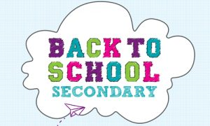 Back to School Secondary